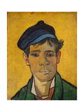 Young Man with Cap  1889