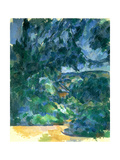 Blue Landscape  Between 1904 and 1906