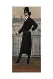James Abbott Mcneill Whistler Auf Dem Widow's Walk in Der Naehe Seines Hauses