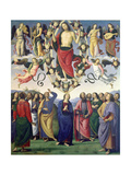 The Ascension of Christ  1495-98