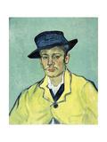 Portrait D'Armand Roulin  1888