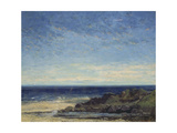 The Sea - Blue Sea  Blue Sky  1867