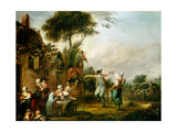 Country Wedding  1797