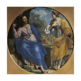 Christ and the Samaritan Woman at the Well  1648