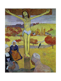 Yellow Christ  1889