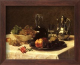 Still Life  Corner of Table