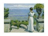 On the Terrace  1912