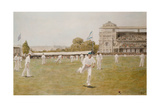 Cricket at Lords  1896