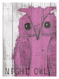 Night Owl Pink
