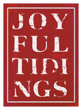 Joyful Tidings Red