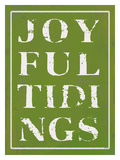 Joyful Tidings Green
