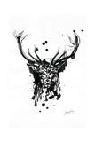 Inked Deer