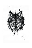 Inked Wolf