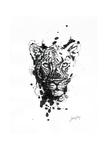 Inked Leopard