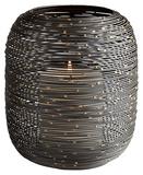 Spinneret Iron Candleholder - Large