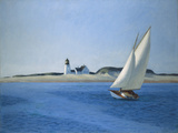 The Long Leg, 1930 Giclée par Edward Hopper