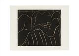 La Sieste, 1938 Reproduction d'art par Henri Matisse
