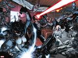 All-New X-Men No 20: Cyclops  X-23  Pryde  Kitty  Grey  Jean  Angel  Beast  Iceman