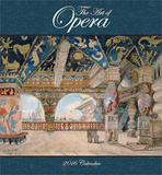 The Art Of Opera - 2016 Calendar