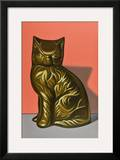 Brass Cat