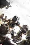 Marvel Extreme Style Guide: Task Master