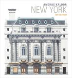 Andras Kaldor New York - 2016 Calendar