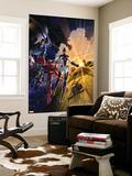 Avengers No 5: Gladiator  Starbolt  Mentor  Warstar  Manta  Smasher