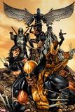 "Wolverine: The Road to Hell No 1"" Wolverine  X-23  Daken  Deadpool  Psylocke  Archangel  Fantomax"