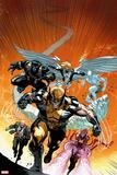 Wolverine and The X-Men No 15: Wolverine  Beast  Professor X  Summers  Rachel  Iceman  Angel