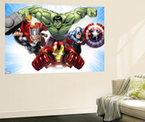 Avengers Assemble - Situational Art