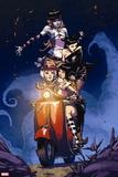 X-Men: Pixie Strikes Back No 2: Pixie  Mercury  X-23  Armor