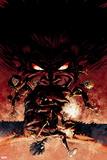 New Mutants No 30: Magma  Moonstar  Sunspot  Cannonball  Cypher  Warlock