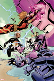 X-Men No 12: Storm  Sentinel  Psylocke  Jubilee  St Croix  Monet