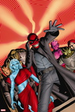 Uncanny Avengers No 2: Red Skull  Goat-Faced Girl  Honest John  Mzee  The Insect  Tsar Sultan