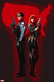 Winter Soldier No 14: Barnes  Bucky  Black Widow