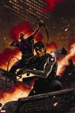 Winter Soldier No 11: Winter Soldier  Hawkeye