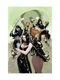 X-Men No 11: Typhoid Mary  Selene  Enchantress  Lady Deathstrike