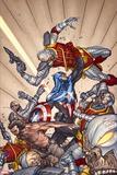 Wolverine Weapon X No 12: Wolverine  Captain America  Deathlok