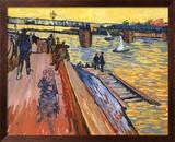 The Bridge at Trinquetaille