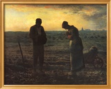 The Evening Prayer (L'Angélus)  c1859