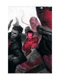 Thunderbolts No 5: Leader  Punisher  Red Hulk  Elektra