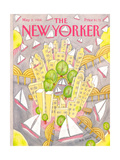 The New Yorker Cover - May 2  1988