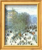 Boulevard des Capucines  c1873