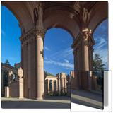 Palace of Fine Arts Columns San Francisco 2