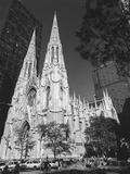 St Patricks Cathederal  NYC Daytime 1 - New York City Landmark Midtown Manhattan