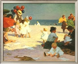 On the Beach (Potthast)