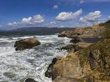 Sutro Baths  San Francisco  CA 2 (Surf and Rocks)