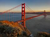 Golden Gate Bridge Afternoon