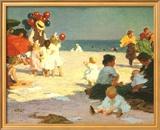 On the Beach (Potthast)
