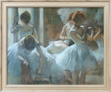 Dancers at Rest